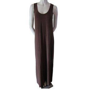 Tommy Bahama Brown Tank Maxi Dress Medium